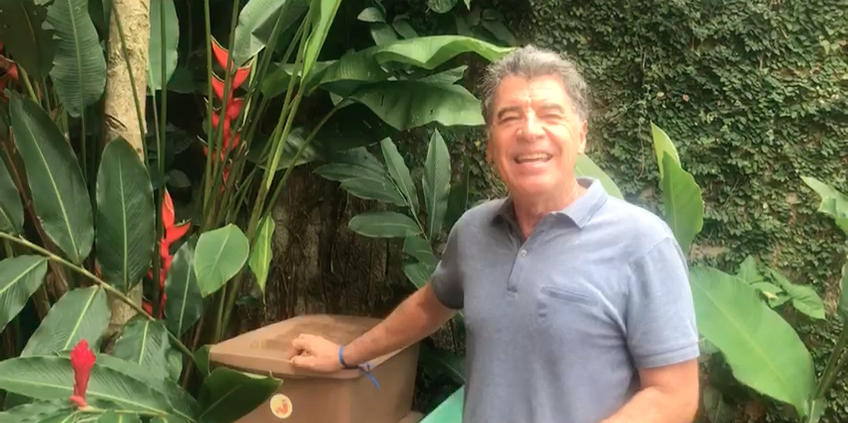Paulo Betti convida para projeto em Rancho Queimado